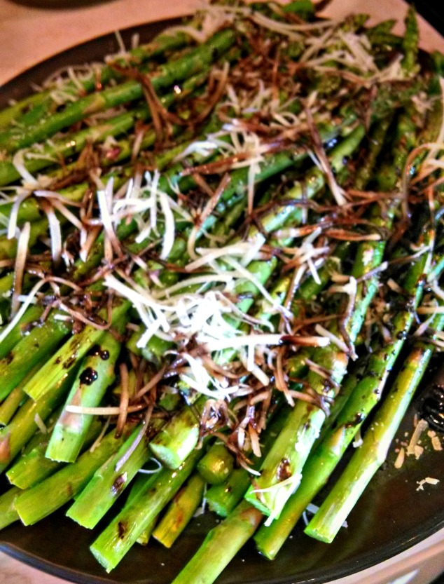 asparagus from relish the feast