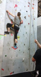 Rock Gym Wall