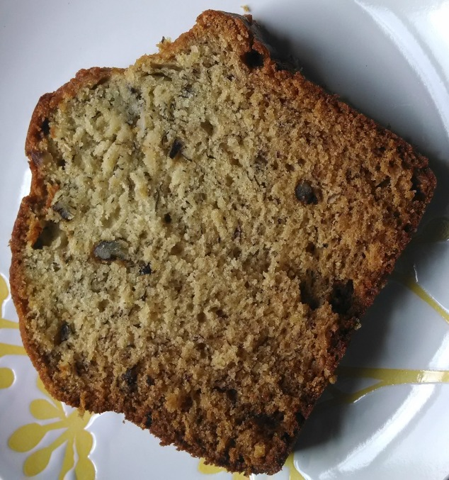 Banana Bread Slice from Relish the Feast