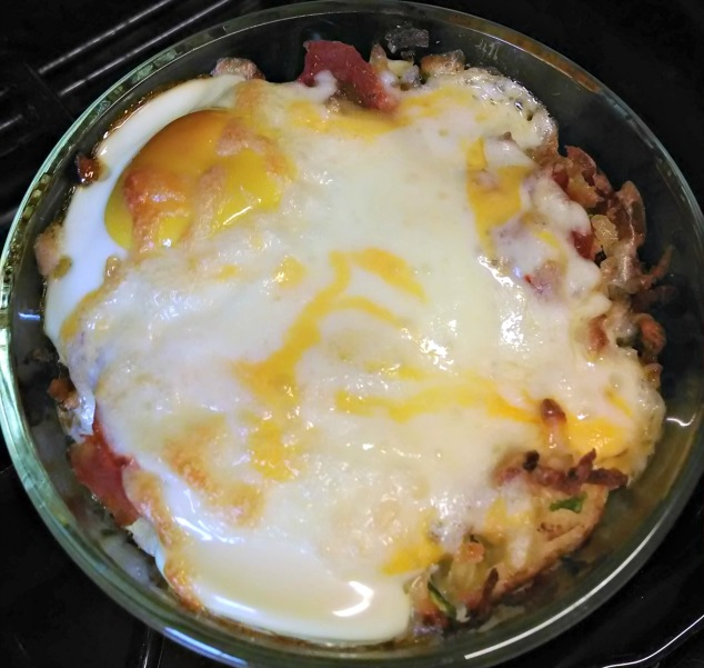South of the Border Eggs and Potos