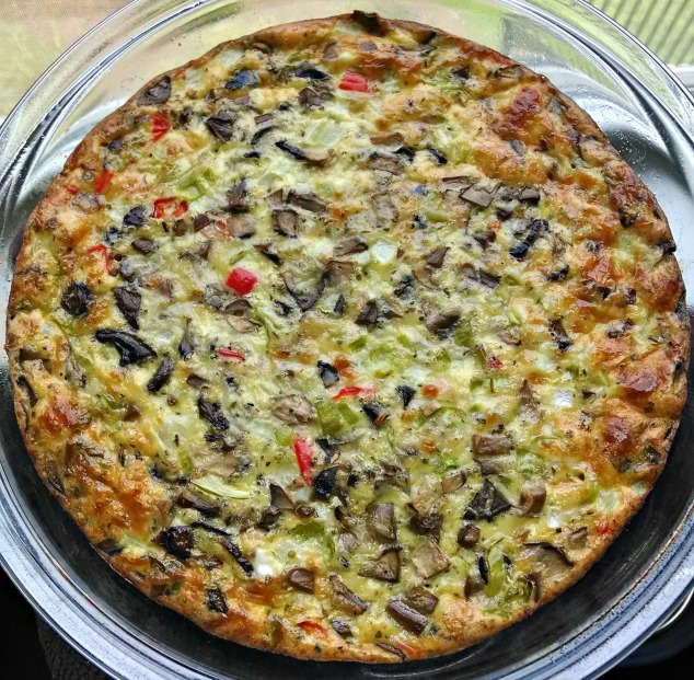 Frittata Done from Relish the Feast