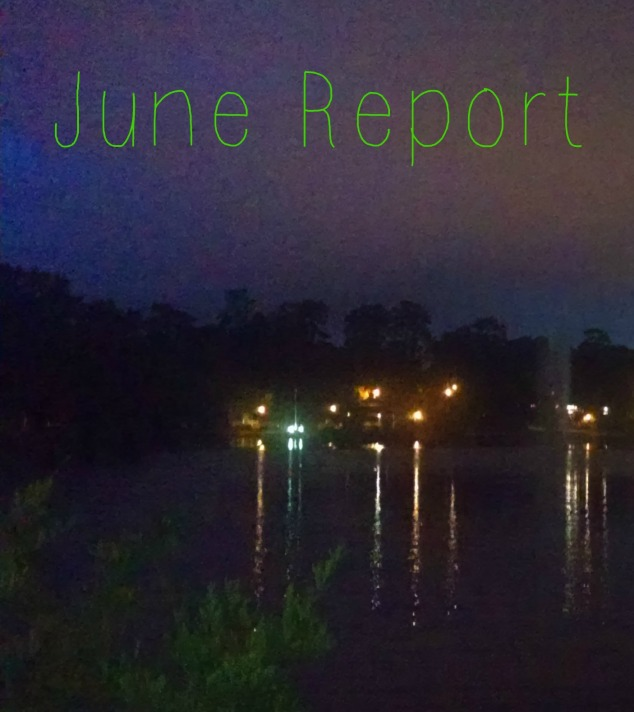 June Report from Relish the Feast