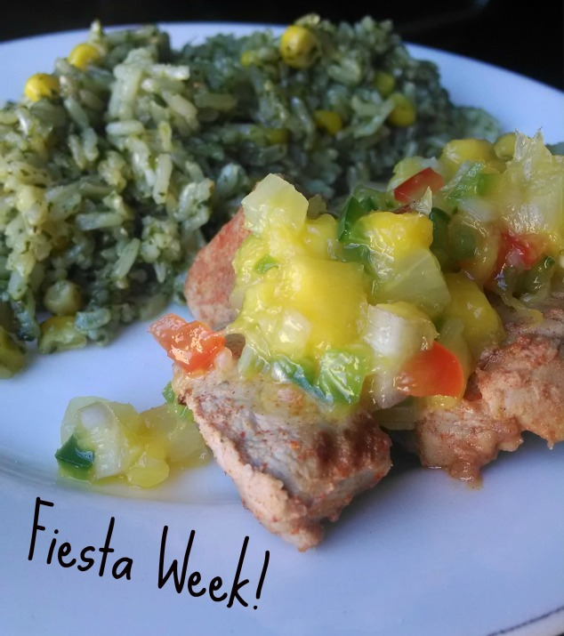 Fiesta Week from Relish the Feast